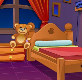 Juegos de escape Teddy House Escape