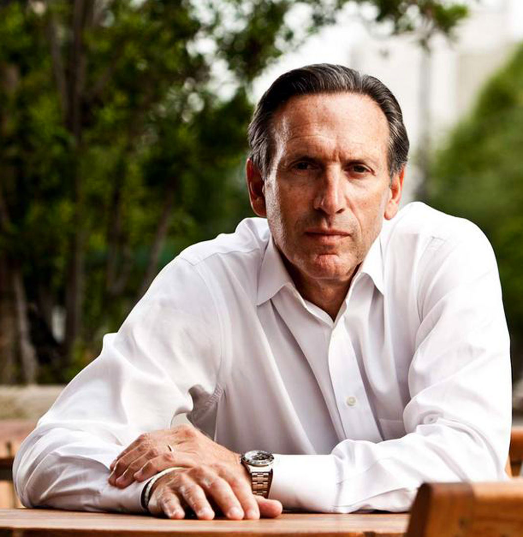 howard schultz a leader Definition of schultz, howard – our online dictionary has schultz, howard information from business leader profiles for students dictionary encyclopediacom: english, psychology and medical dictionaries.