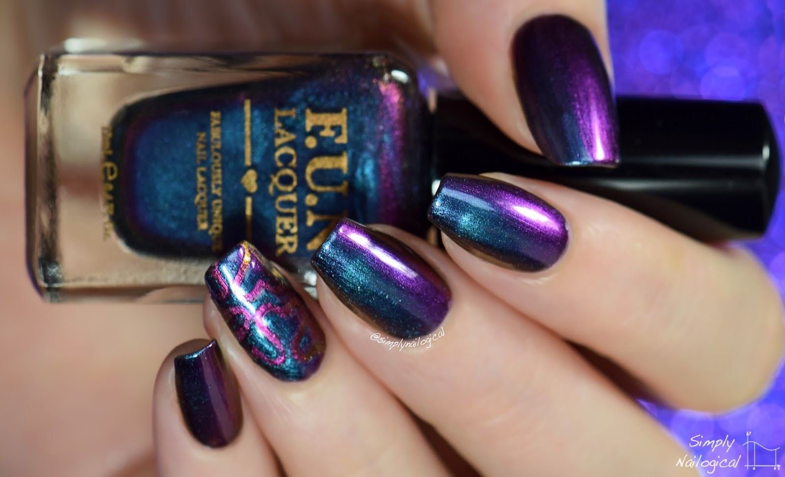 FUN Lacquer 2015 Love collection - Eternal Love
