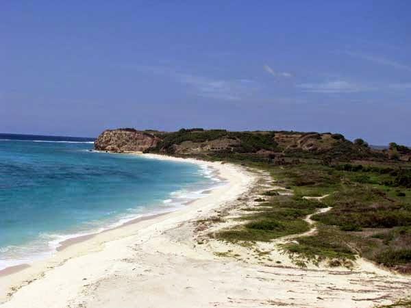 Pantai Kaliantan Lombok Timur