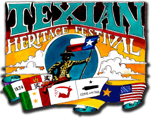 2015 Texian Heritage Festival YouTube Video