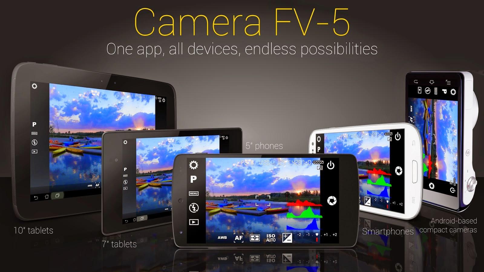 Camera FV-5 v1.74