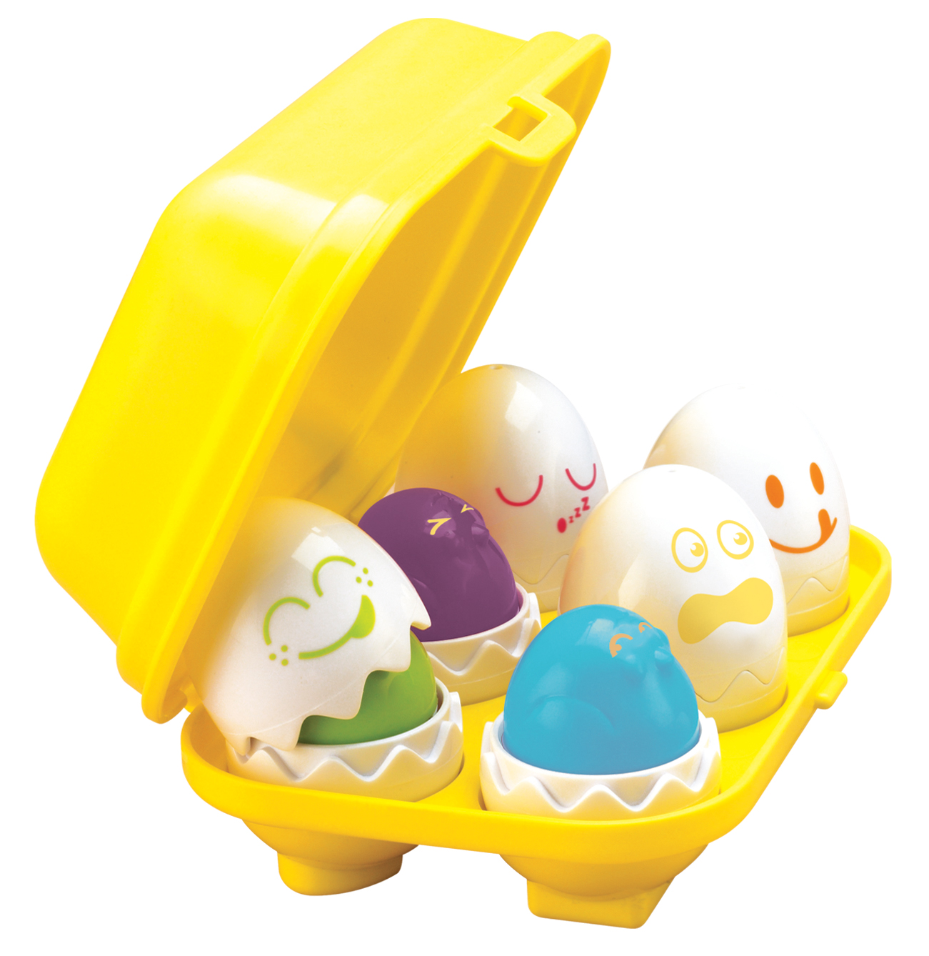 TOMY Hide'n'Squeak Eggs