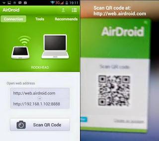 scanner barcode dan QR code dengan kamera