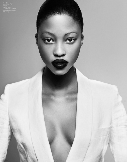 Top 20 afric... South African Female Models