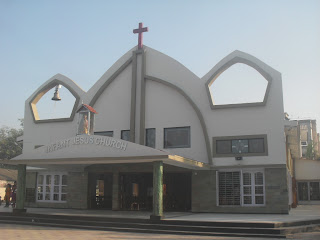 Infant Jesus Church Infant Jesus Church Vasai East