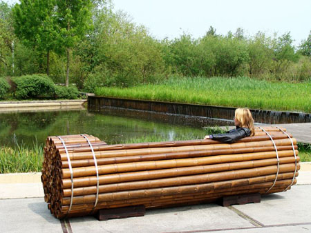 Bamboo Outdoor Furniture9
