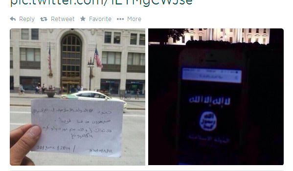 http://chicago.cbslocal.com/2014/08/22/ominous-tweet-connects-isis-threat-in-chicago/