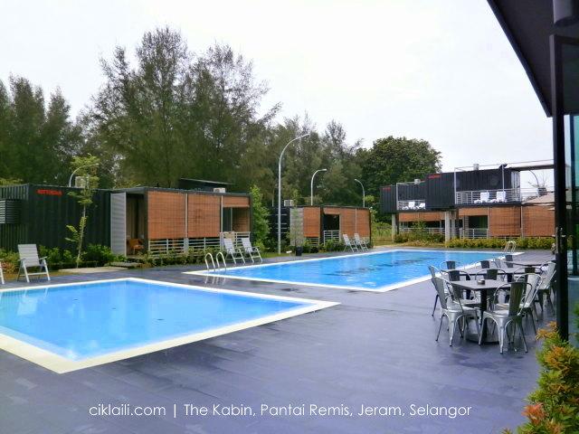 Pantai Remis Malaysia  city pictures gallery : Percutian di The Kabin, Pantai Remis, Jeram, Selangor | Hotel Kontena ...