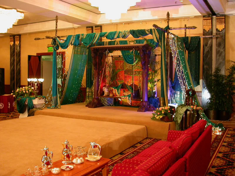 Pakistani Wedding Decorations Living Room Interior Designs