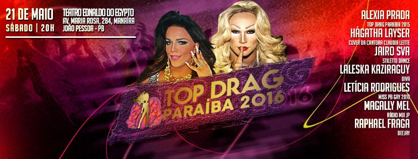 TOP DRAG PARAÍBA 2016