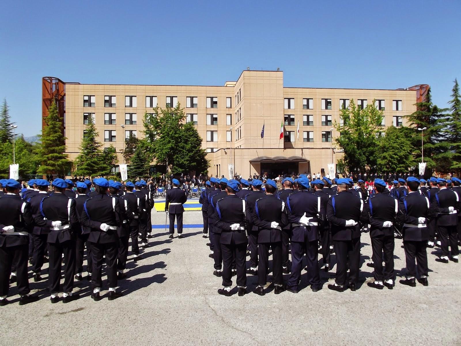 Concorso 300 allievi agenti del ruolo maschile e 100 allievi...