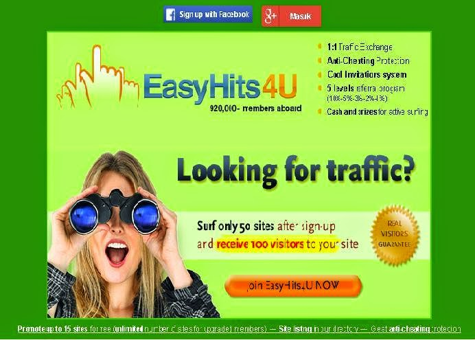 Increase Your Traffic Site for Unlimited and its Free