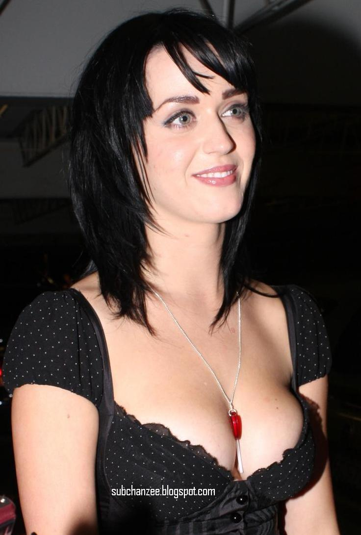 Katy Perry Breast Before and After Boob Job