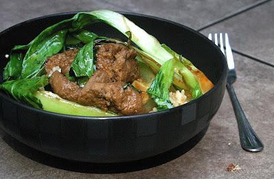 Chicken Bok Choy 1