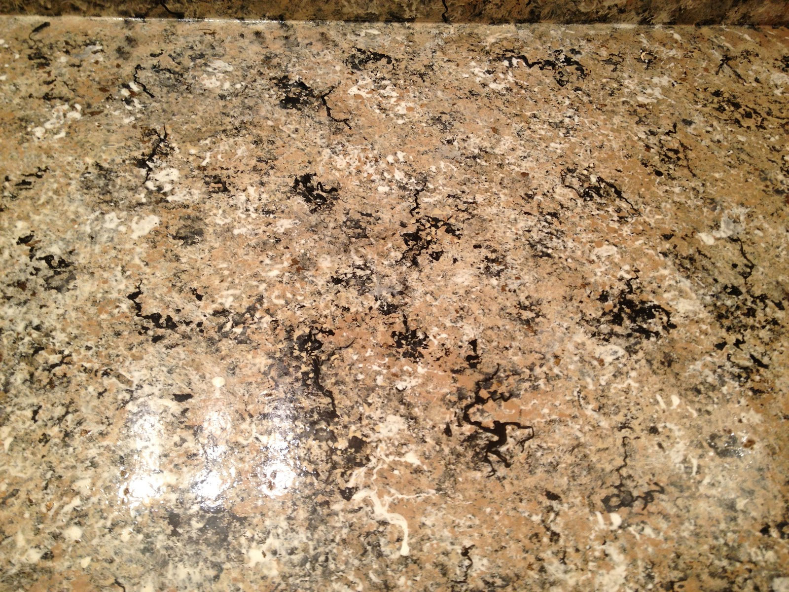 gingers mom giani granite countertop paint bathroom remodel