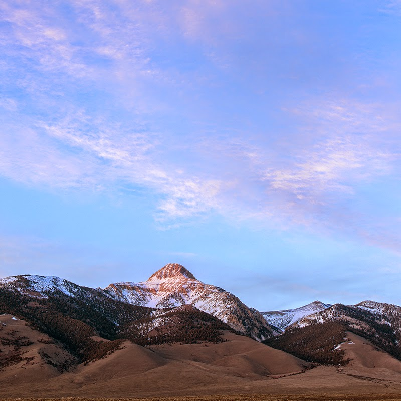 Bell Mountain, Lemhi Range, Idaho