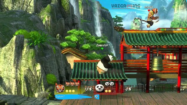 Kung Fu Panda Showdown Of Legendary Legends Gameplay 1 vazgaming