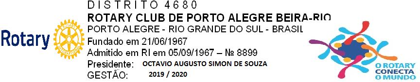 ROTARY CLUB DE PORTO ALEGRE BEIRA-RIO