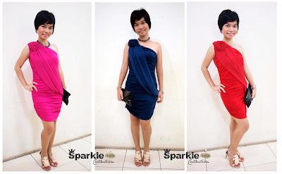 Site Blogspot   Shoulder Dress on Here I   M Wearing A Very Good Looking   One Shoulder Flower   Dress