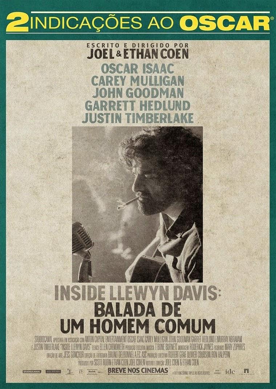Inside Llewyn Davis: Balada de Um Homem Comum – Dublado (2013)