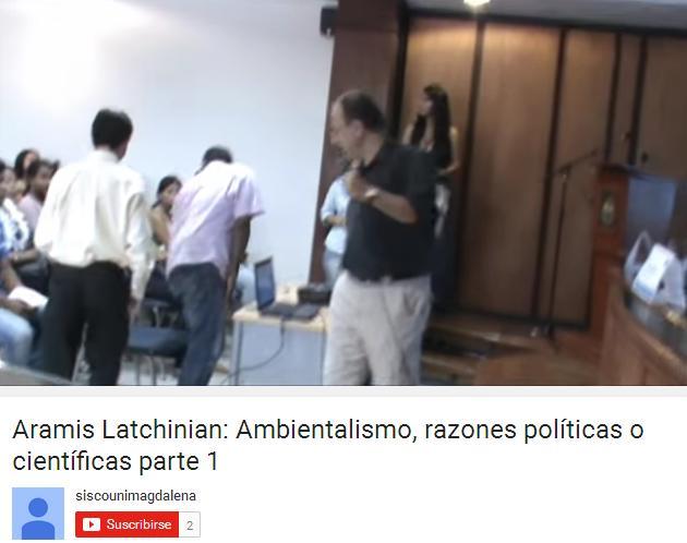 Conferencia de Latchinian