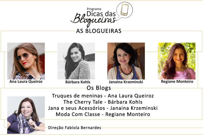 Joinville, Dicas, Blogueiras Joinville, Blogueiras, Blog da Jana, Programa Dicas Das Blogueiras
