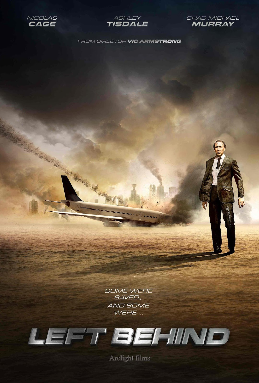 Left Behind Film Poster