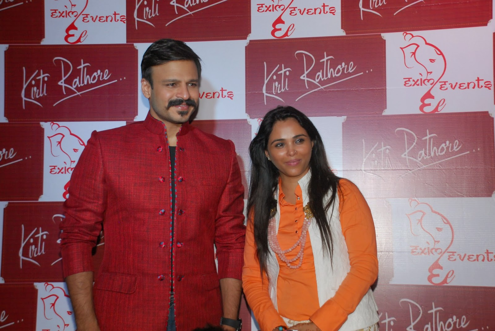 Vivek Oberoi at Launch of Designer Kirti Rathore's Menswear Studio