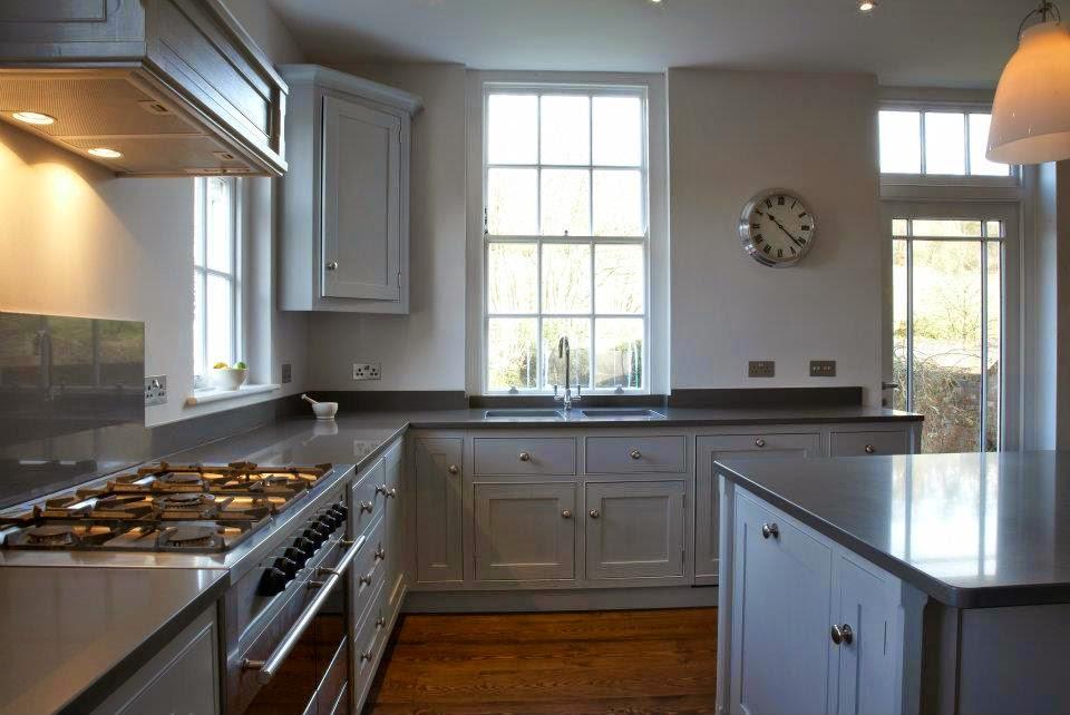 Inspiracje szara kuchnia smykwkuchni for Kitchen ideas in grey