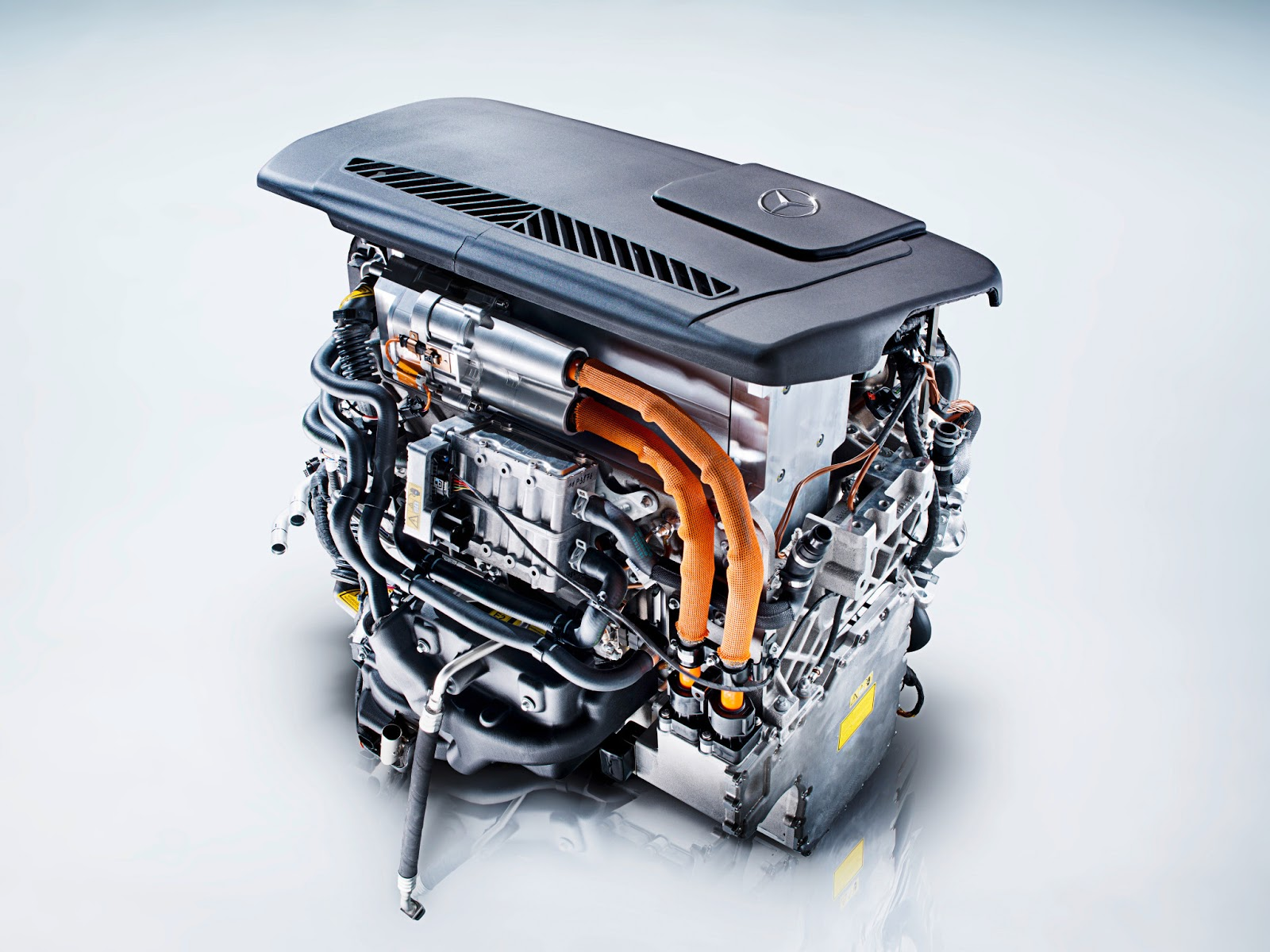 Automotive infatuation fuel cell technology advances for Mercedes benz fuel cell