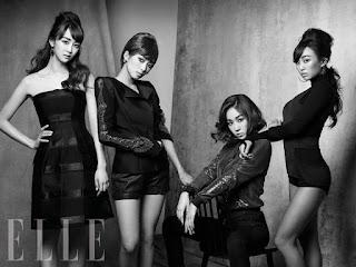 SISTAR Elle Korea Pictures