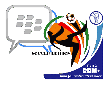 BBM Mod Football Club Apk Edition