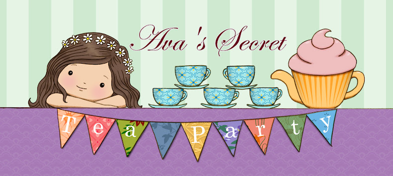 Ava's Secret Tea Party