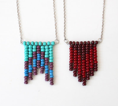 easy bead and wire fringe pendant tutorial the beading