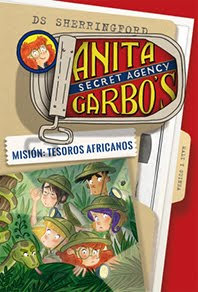 """Anita Garbo's Secret Agency - volume 6"""