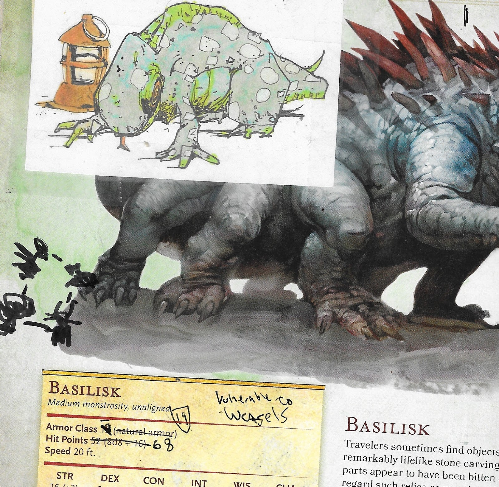 Trollish Delver Zak S Brings Diy Sensibilities To 5e Monster Manual
