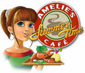 เกมส์ Amelie's Cafe - Summer Time