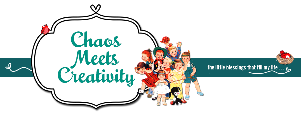 Chaos Meets Creativity