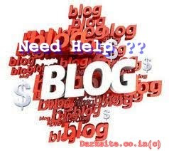 Blogger Help Needed