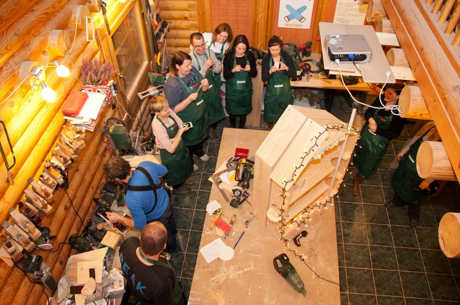 blogerzy wnętrzarscy,blog DIY,zrób to sam domek drewniany dla lalek,dzieci DIY