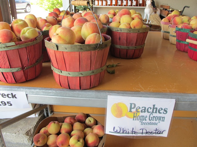 nwafoodie peaches
