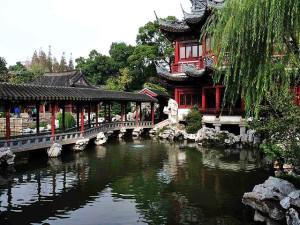 Yuyuan Garden, China