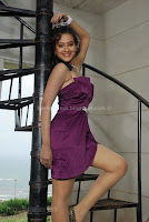 Madalasa, sharma, latest, thigh, photos