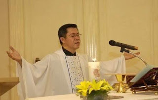 Sunday TV Healing Mass for the Homebound Fr. Mario Sobrejuanite