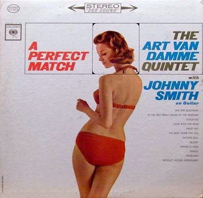 http://atomicfleck.tumblr.com/post/29570212055/art-van-damme-quintet-a-perfect-match-1960s