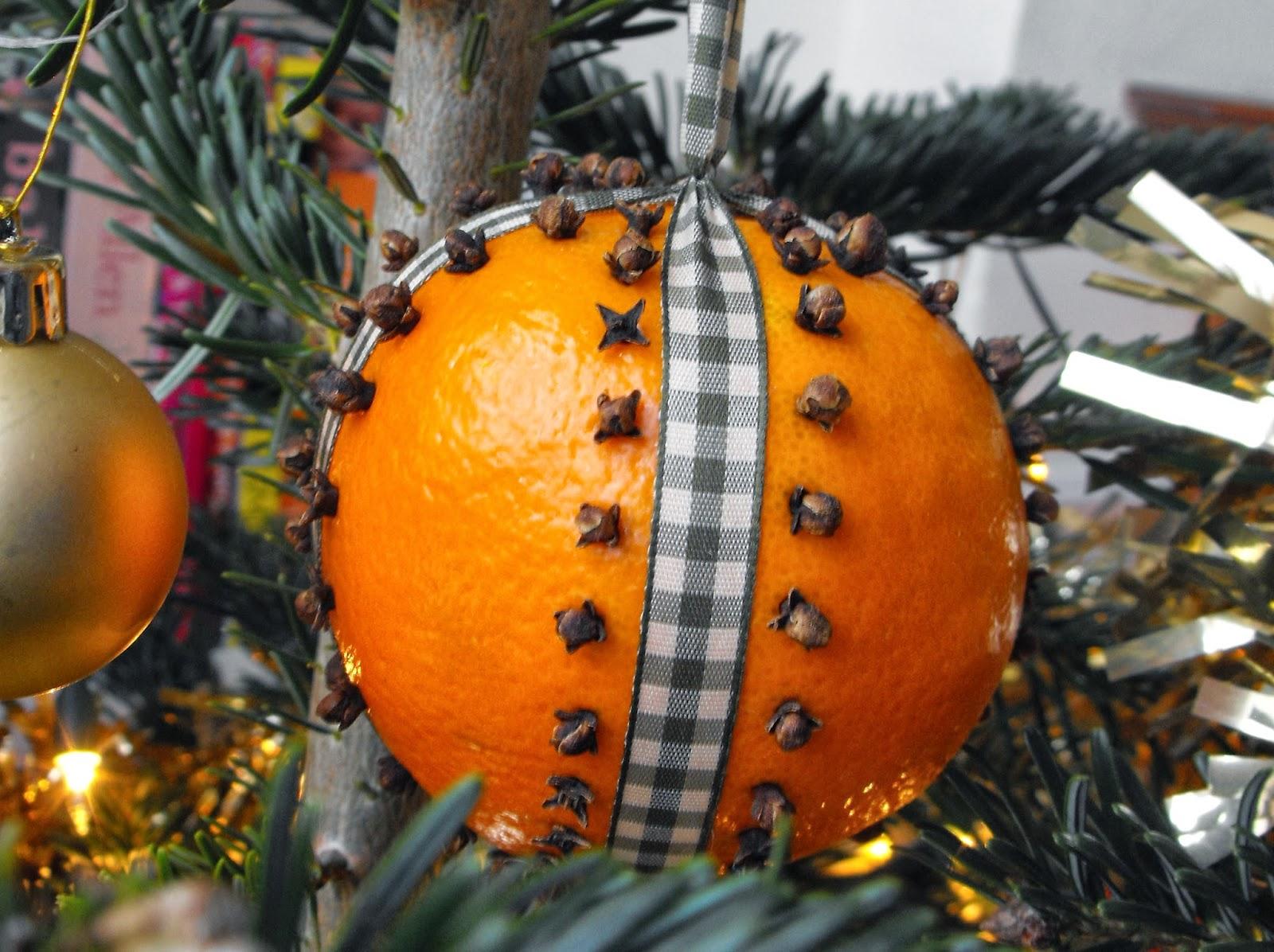 portakal dekoratif