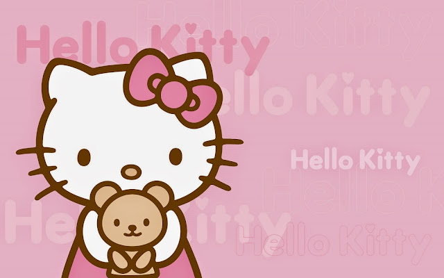 129302-Hello Kitty Cartoon HD Wallpaperz