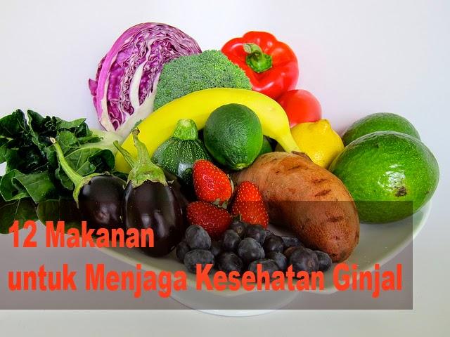 Nutrisi yang berbahaya bagi kesehatan ginjal