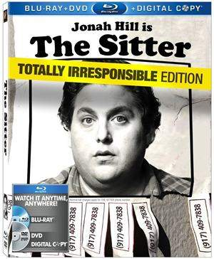 The Sitter 720p HD Español Latino Dual BRRip 2011